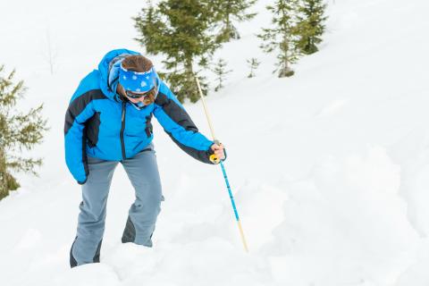 Prévention avalanches & construction d'igloo
