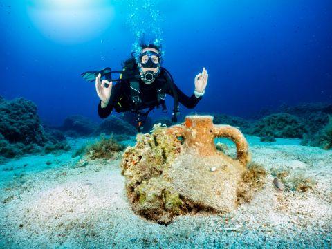 Spécial plongeurs