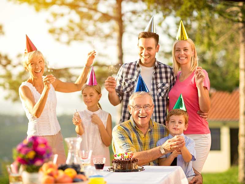 Fêtes familiales et autres